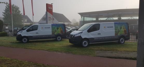 Foto bij Nieuwe bussen
