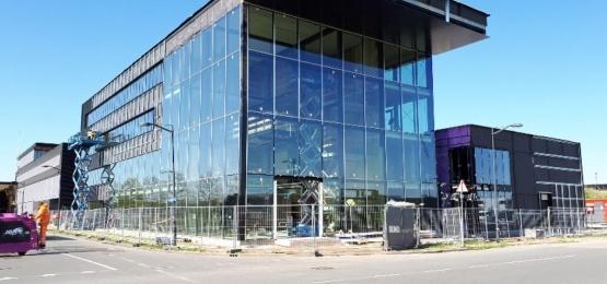 Foto bij Albeda College Rotterdam