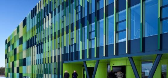 Thumbnail van Hogeschool Saxion Deventer