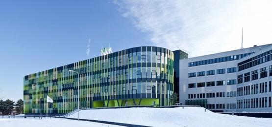 Afbeelding bij project Hogeschool Saxion Deventer
