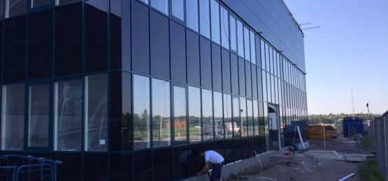 Afbeelding bij project Van den Brink Staalbouw - Nijverdal