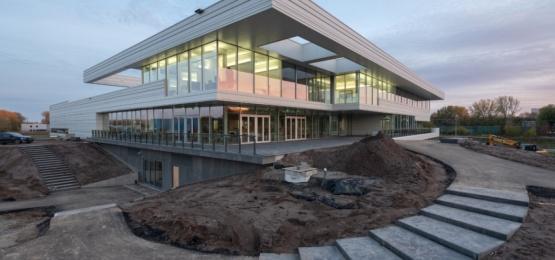 Afbeelding bij project Sportcentrum Europapark Groningen