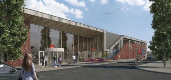 Afbeelding bij project Zwembad Emmen