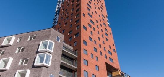 Afbeelding bij project Woontoren Nimbus Nijmegen
