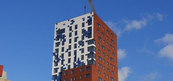 Thumbnail van Woontoren Nimbus Nijmegen