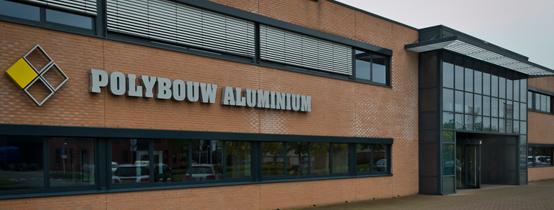 Foto vestiging Polybouw Aluminium B.V.